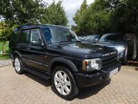 2002 52 Reg Land Rover Discovery Es 2.5 Td5 ( 7 st ) auto Metropolis