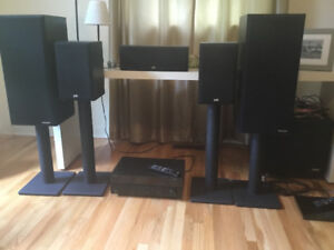 Large Home Theatre System