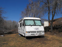 97 Embassy Motor Home Reduced price