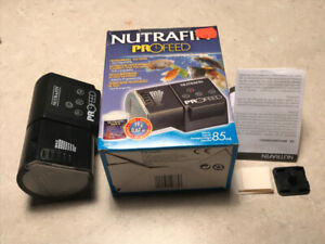 Nutrafin Profeed -  distributeur aliments poissons