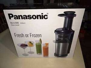 Top quality Panasonic MJ-L500 juicer, unopened, RRP $399 Keysborough Greater Dandenong Preview