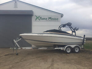 20' Cobalt For Sale-Load With Extra's