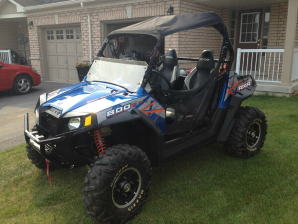 Used 2014 Polaris 2014 Polaris Ranger RZR800