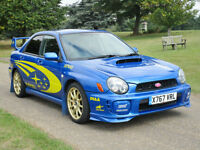 2000 Subaru Impreza WRX STI Only 67,000 Miles.