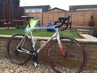 """Cannondale caad 8 105 58"""" frame road bike"""
