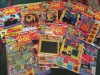 8 brand new Postman Pat SDS comics