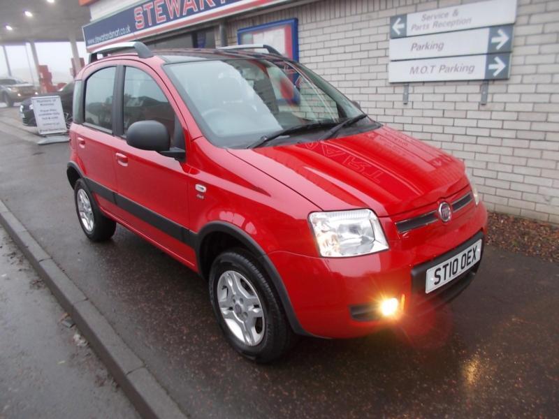 2010 Fiat Panda 1.2 4x4
