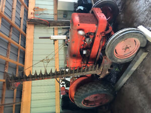 For Sale - Allis Chalmers Tractor