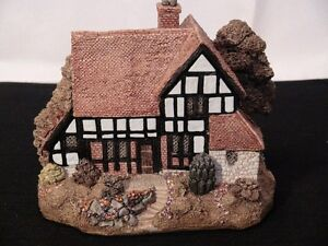 "Lilliput Lane ""Bredon House"" London Ontario image 4"