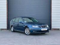2005 Saab 9-3 1.9 DT LINEAR SPORT 5d 120 BHP Estate Diesel Manual