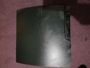 Selling a Playstation 3, with everything with it