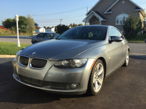 2007 BMW 335i Coupe Full Equip & Low KMs