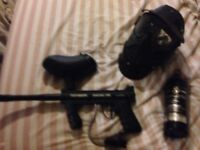 Selling Tippmann Custom Pro whole set 110$ OBO