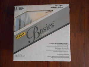 "Basics Mirror Tiles 12""x12"", 3 boxes"