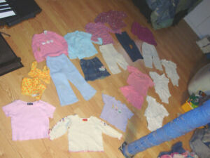 Lot B of 19 Piece Clothing Size 2 Years - $40 for all!