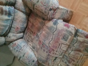 Sofa (chaise  inclinable )