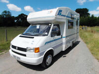 VW Compass Calypso - 2 Berth - End Kitchen - Great Condition