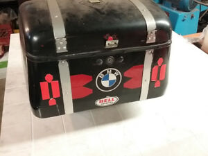 BMW Vintage Craven bags and mounts.