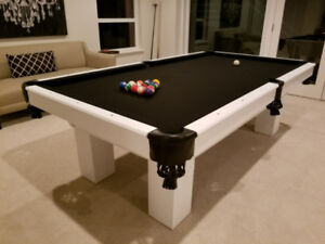 ****LOCALLY MADE POOL TABLES - CUSTOM POOL TABLE