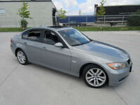 2007 BMW 328 XI, AWD, Leather,Sunroof, Up to 3 years warranty