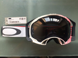 OAKLEY 2013 Splice Halftone Red Dark Grey
