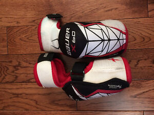 Youth Hockey Bauer Elbow Pads - small