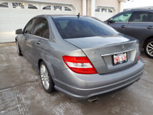 2011 Mercedes-Benz C 250 4matic