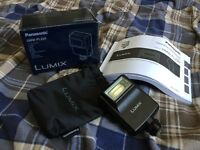 Panasonic DMW-FL220 camera flash for lumix GH3, GH4, etc.