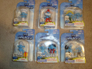Brand New in  boxes The Smurfs Action Figure