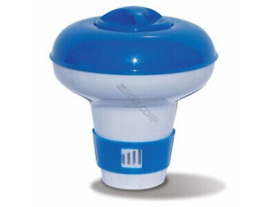 Pool Spa Hot Tub Chlorine Bromine Adjustable Floating Dispenser 1
