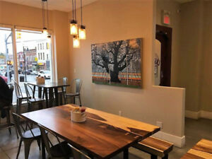 Restaurant For Sale in Downtown Uxbridge