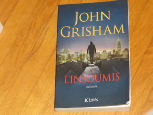 JOHN GRISHAM / L'INSOUMIS / LITTÉRATURE