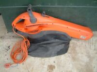 Flymo GardenVac 2200 Turbo Leaf Blower / Vacuum 240v