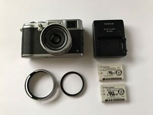 Fuji X100S- In the Box-Like New with accessories Dianella Stirling Area Preview