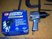 CAMPBELL HAUSFIELD  Extreme Duty Impact wrench