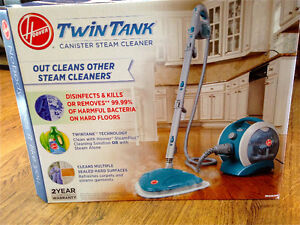 Hoover Electric Steam Mop with Accesories