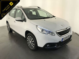 2014 64 PEUGEOT 2008 ACTIVE E-HDI AUTO 1 OWNER PEUGEOT HISTORY FINANCE PX