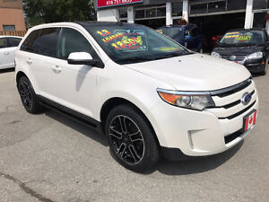 2013 Ford Edge SEL LIMITED AWD...NAVI...BLUE-TOOTH...MINT COND.