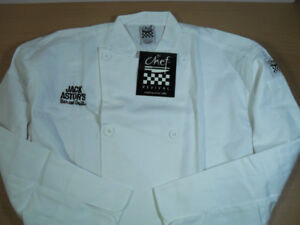NEW Chef Revival Knife & Steel Traditional Jacket SMALL