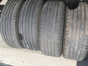 SET OF 4 MICHELIN 205/55R16 $60 FOR ALL 4
