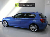BMW 116 2.0TD diesel M Sport 1 Series BUY FOR ONLY £199 A MONTH FINANCE