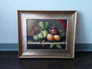 Oil Painting With a beautiful Frame North Shore Greater Vancouver Area image 2