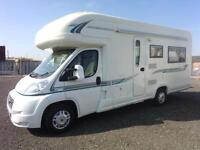 Auto Trail Apache 634 SE with COMFORTMATIC gearbox