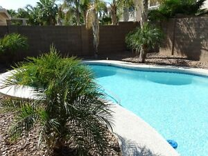 LUXURY 4BRM HEATED POOL NEWLY FURNISHED, MARICOPA, PHOENIX, AZ.