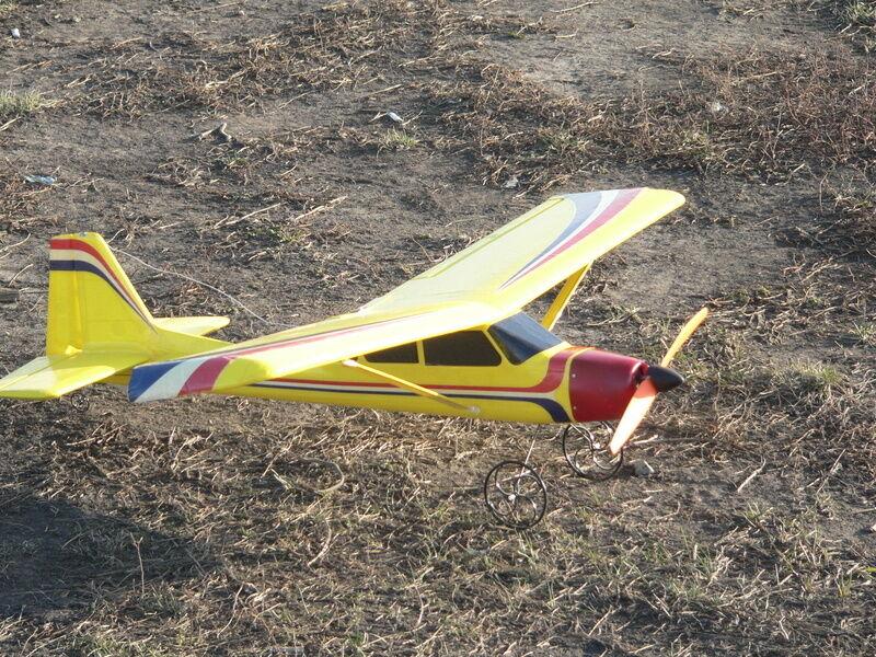 Die Top 3 Elektroflugzeuge von Jamara