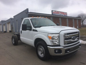 2011 Ford F350 Clean Cab and Chassis