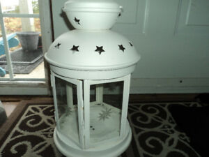 Beautiful Christmas Candle Lantern