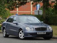 Mercedes Benz E220 CDi Auto 2005 Avantgarde LAST OWNER 9 YEARS +FSH +WARRANTY