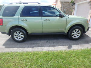 2008 Mazda Tribute SUV, Crossover 4 Cylinder 2WD