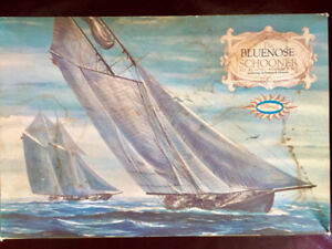 RARE BLUENOSE MODEL KIT
